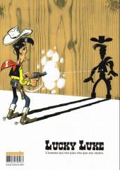 Verso de Lucky Luke -13ind21- Le juge