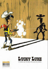Verso de Lucky Luke -24ind21- La caravane