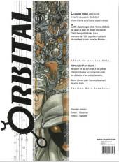 Verso de Orbital -1a2007- Cicatrices