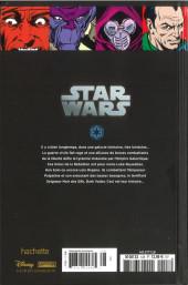 Verso de Star Wars - Légendes - La Collection (Hachette) -128- Star Wars Classic - #68 à #73