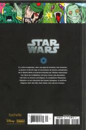 Verso de Star Wars - Légendes - La Collection (Hachette) -129129- Star Wars Classic - #74 à #77 et Annual #3