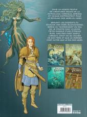 Verso de Sirènes & Vikings -3- La Sorcière des mers du Sud