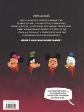 Verso de Freaky Mouse -2- Il en faut peu pour étriper !