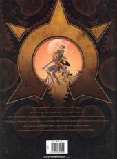 Verso de Les naufragés d'Ythaq -1a2007- Terra incognita