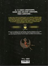 Verso de Star Wars (Delcourt / Disney) -9- L'ascension de Skywalker