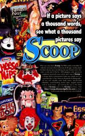 Verso de Uncle $crooge (6) (Gemstone - 2003) -326- Issue # 326