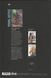 Verso de Young Justice -2- Perdus dans le Multivers