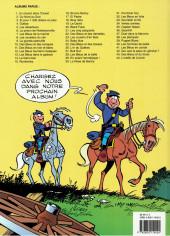 Verso de Les tuniques Bleues -21a2002- Les cinq salopards