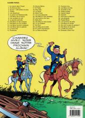 Verso de Les tuniques Bleues -23a2002- Les cousins d'en face