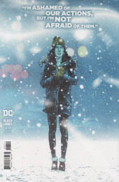 Verso de Strange Adventures (DC Comics - 2020) -6- Another thing