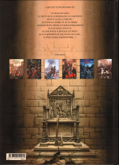 Verso de Le trône d'Argile -5a2020- La pucelle