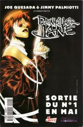 Verso de Spider-Man (Marvel France 2e série - 2000) -4- S'il n'en reste qu'une...