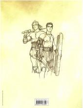 Verso de Les aigles de Rome -1a2009- Livre I