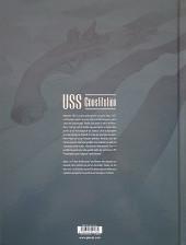 Verso de USS Constitution -2- Il y a deux justices en mer, celle des gradés et celle des sans-grades
