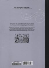 Verso de Les grands Classiques de la Bande Dessinée érotique - La Collection -119115- Lou taxi de nuit - tome 2