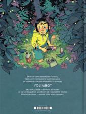 Verso de Yojimbot -1- Silence Métallique