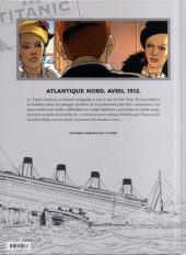 Verso de Les fantômes du passé -2- L'ange noir du Titanic