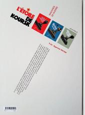Verso de Machines de guerre -4- L'étoile de Koursk