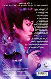 Verso de Blade Runner 2019 -2- Tome 2