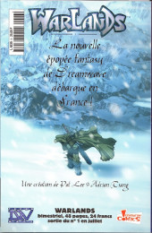 Verso de Spider-Man (Marvel France 2e série - 2000) -6- Un monde d'illusions