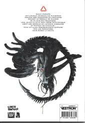 Verso de Alien vs. Predator - Thicker than blood