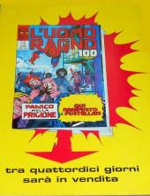 Verso de L'uomo Ragno V1 (Editoriale Corno - 1970)  -99- I Poteri di Goblin