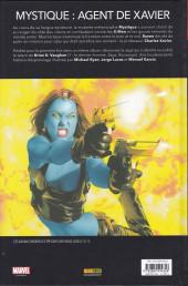 Verso de Mystique (Marvel Deluxe) -1- Femme Fatale