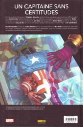 Verso de Captain America (Marvel Now!) -INT02- Le Soldat de demain
