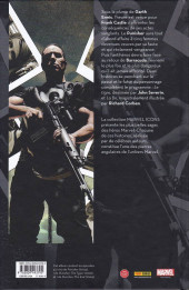 Verso de Punisher Max (Marvel Icons) -3- Tome 3