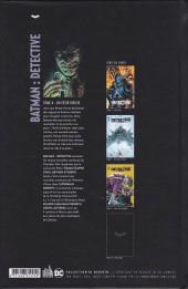 Verso de Batman : Detective -4- Un cœur hideux
