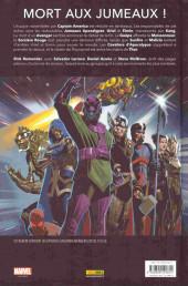 Verso de Uncanny Avengers (Marvel Now!) -INT02- Pour venger la Terre