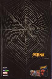 Verso de Spider-Man (Marvel France 2e série - 2000) -22- Les visiteurs de l'espace