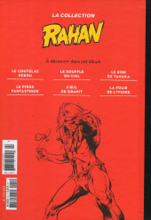 Verso de Rahan - La Collection (Hachette) -22- Tome 22