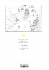 Verso de Talli, Fille de la Lune -3- Tome 3