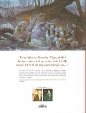 Verso de Après l'Enfer -2- Le Bayou d'Oz