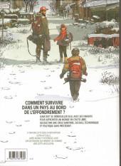 Verso de La chute (Muralt) -2- Épisode 2