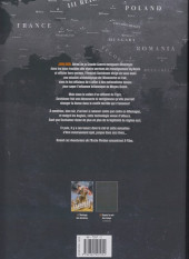 Verso de Le château des millions d'années -1- L'Héritage des Ancêtres