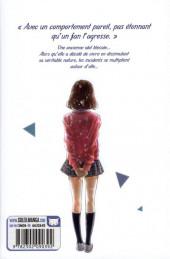 Verso de Sayonara Miniskirt -2- Tome 2
