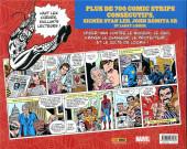 Verso de Amazing Spider-Man : Les Comic Strips -2- Amazing Spider-Man : Les comic strips - 1979-1981