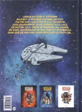 Verso de Space Wars -2- Tome 2