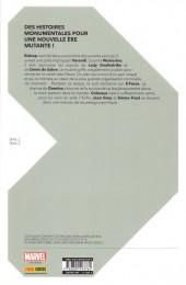 Verso de Dawn of X -8- Volume 08