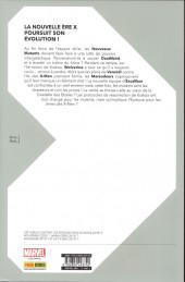 Verso de Dawn of X -7- Volume 07