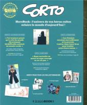 Verso de Corto Maltese (Divers) - HeroBook - Corto Maltese