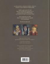 Verso de Mattéo -INT1a2020- Premier cycle (1914 - 1919)