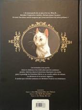 Verso de Le château des Animaux -1a2020/12- Miss Bengalore