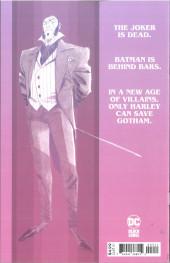 Verso de Batman: White Knight presents Harley Quinn (DC Comics - 2020) -3- Book Three