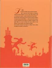 Verso de Les quatre de Baker Street -9- Le Dresseur de canaris