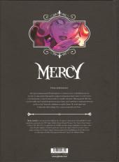Verso de Mercy (Andolfo) -3- La Mine, nos Souvenirs et la Mortalité