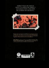 Verso de Hellboy & B.P.R.D. -6- La bête de vargu