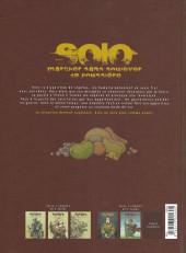 Verso de Solo (Martín) -5- Marcher sans soulever de poussière
